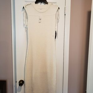 NY&Co midi sweater dress
